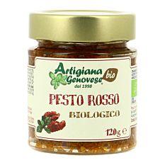 Pesto rosso 120g Bio