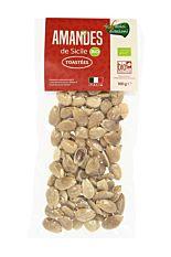 Amandes de Sicile toastées 100g Bio