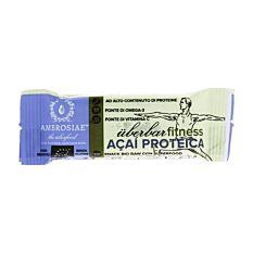 Barre protéinée riz & açaï 35G Bio