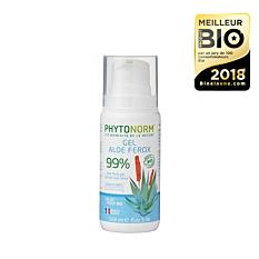 Gel Aloe Ferox 99% Bio