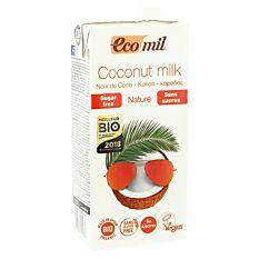 Lait Coco Sans Sucre 1L Bio