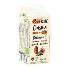 Crème cuisine béchamel amandes 200Ml Bio
