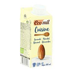 Creme Cuisine Amande 20Cl Bio