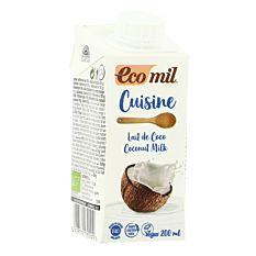 Crème cuisine coco 200ml Bio