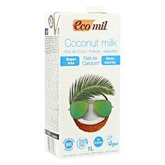 Lait de coco nature calcium sans sucres 1L Bio