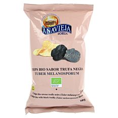 Chips saveur Truffe Noire 100g Bio
