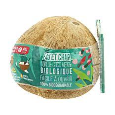 Noix de coco fraîche pièce Bio