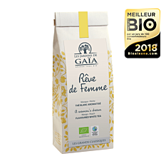 Thé blanc Rêve de Femme 50G Bio