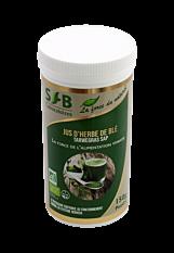 Jus d'herbe de blé 150g Bio