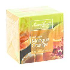 Thé Noir Mangue Orange X10 Bio