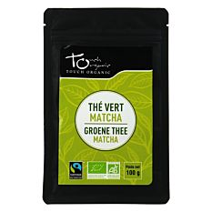 Thé vert matcha 100g Bio