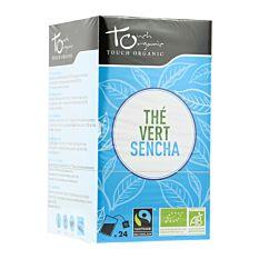 Thé Vert Sencha - 24 Sachets Bio
