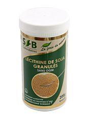 Lecithine De Soja 200G Granul