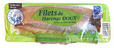 Filets Hareng Doux 200G