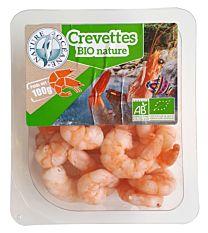 Crevettes décortiquées 100g Bio