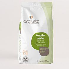Argile verte Grain de concassée 1kg