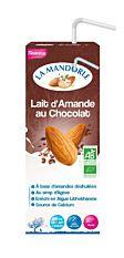 Lait d'amande au chocolat 200Ml Bio