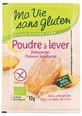 Poudre à lever sans gluten 60G Bio