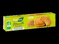 Biscuit Au Sesame 150G Bio