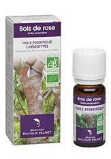 Huile essentielle de bois de rose - 10ml Bio