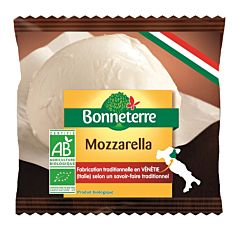 Mozzarella 125G Bio