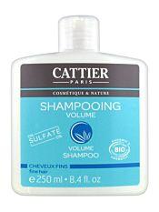 Shampoing volume cheveux fins 0% sulfates 250Ml Bio