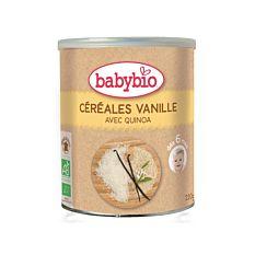 Céréales vanille au quinoa 220G Bio