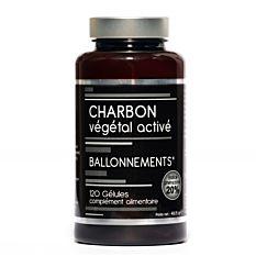 Charbon Végétal Active 120 gélules Bio