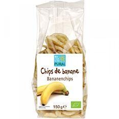 Chips Banane 150G Bio