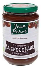 Pâte à tartiner La Chocolade 750g Bio