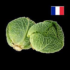 Chou vert frisé pièce Bio
