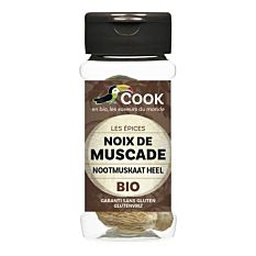 Muscade Noix 30G Bio