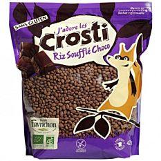 Crosti Riz Souff Choco Sg 425G Bio