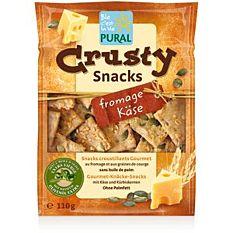 Crusty Snacks Au Fromage 110g Bio