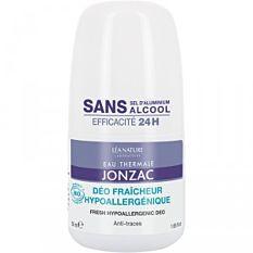 Déodorant hypoallergénique sans alcool 50Ml Bio