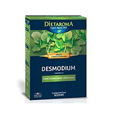 Desmodium 20 ampoules 20x10ml Bio