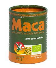 Maca - 340 comprimés Bio