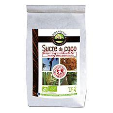 Sucre de Coco équitable 1kg Bio