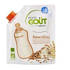 200G Cereales Avoine Ble Riz Bio