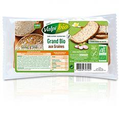 Pain aux Graines sans Gluten 400G Bio
