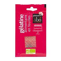 Gelatine Feuilles 11G Bio