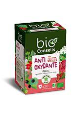 Infusion antioxydante - 20 sachets Bio
