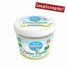 Crème Fraîche De Normandie 20cl Bio