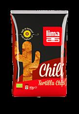 Chili Tortilla 90G Bio