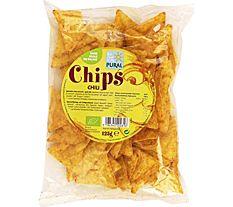 Chips de maïs au chili 125G Bio
