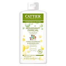Cattier Dch&Bain 500Ml Bio