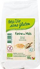 Farine de Maïs sans gluten 500g Bio