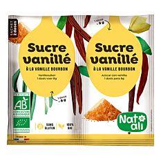 Sucre Vanille 2X8G Bio