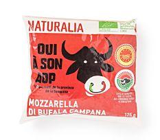 Mozzarella Di Bufala 125G Bio