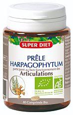 Prêle Harpagophytum - 80 comprimés Bio